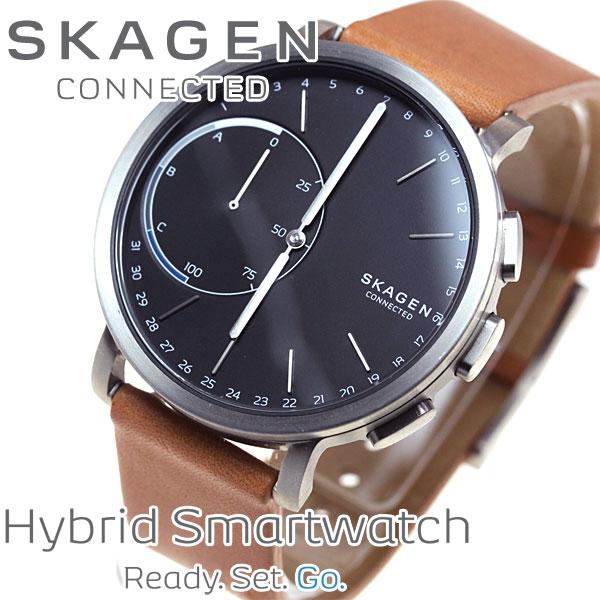 スカーゲン SKAGEN ハイブリッド スマートウォッチ ウェアラブル 腕時計 メンズ/レディース ハーゲン HAGEN CONNECTED SKT1104【あす楽対応】【即納可】