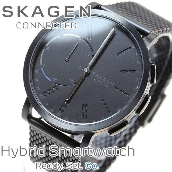 スカーゲン SKAGEN ハイブリッド スマートウォッチ ウェアラブル 腕時計 メンズ ハーゲン HAGEN CONNECTED SKT1109【2017 新作】【あす楽対応】【即納可】