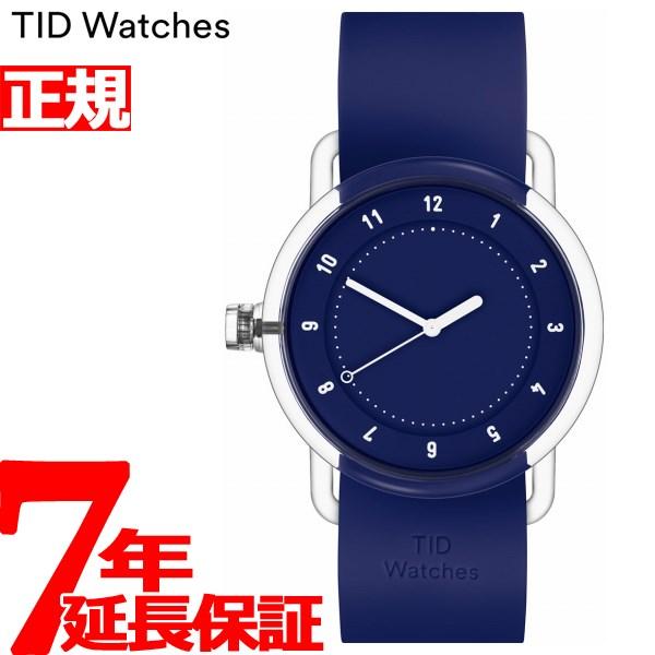 ポイント最大33倍!26日1時59分まで!さらに最大2000円OFFクーポンは25日0時から♪ティッドウォッチズ TID Watches 腕時計 メンズ/レディース ティッドウォッチ No.3 コレクション TID03-BL/BL
