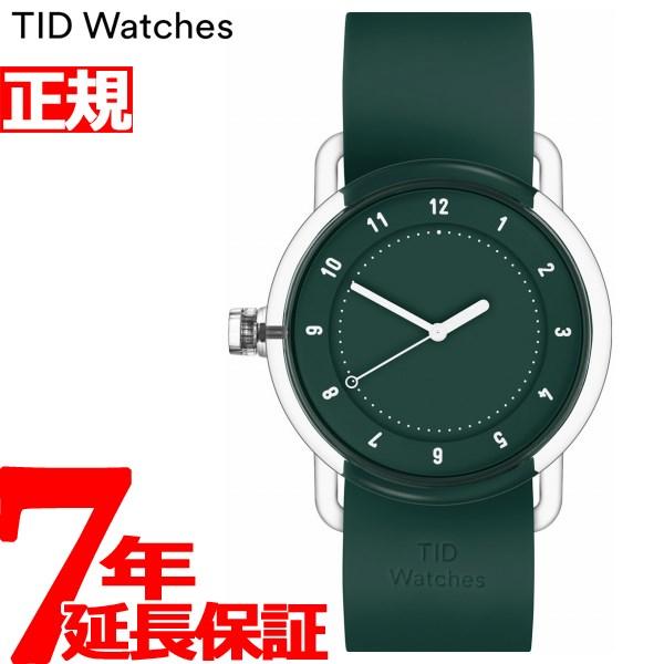 【エントリーでポイント最大4倍!19日23時59分まで!】ティッドウォッチズ TID Watches 腕時計 メンズ/レディース ティッドウォッチ No.3 コレクション TID03-GR/GR