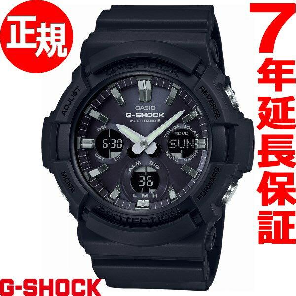 カシオ Gショック CASIO G-SHOCK 電波 ソーラー 電波時計 腕時計 メンズ タフソーラー GAW-100B-1AJF【2017 新作】【あす楽対応】【即納可】