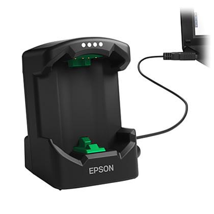 エプソン リスタブルGPS EPSON WristableGPS SF-810/850/720シリーズ用充電用クレードル 黒 SFPS-CRD01