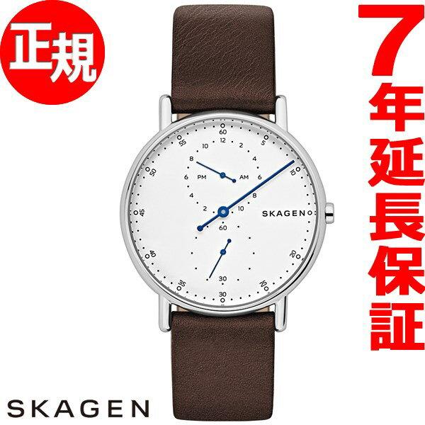【1000円OFFクーポン!11月27日12時59分まで!】スカーゲン SKAGEN 腕時計 メンズ シグネチャー SIGNATUR SKW6391【2017 新作】