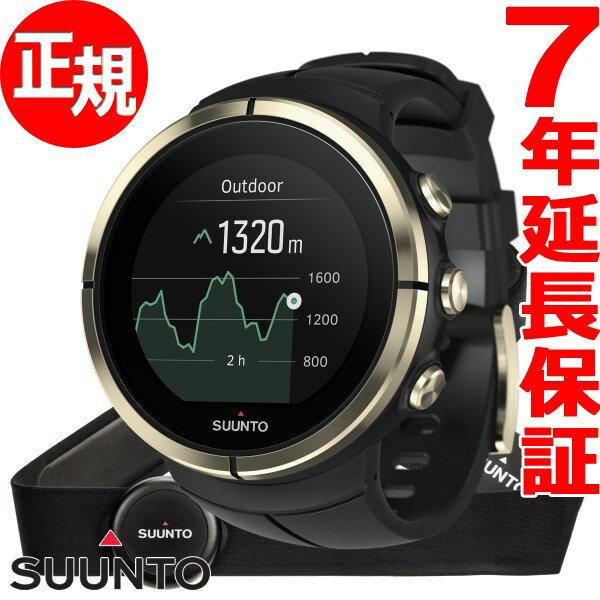 スント スパルタン ウルトラ SUUNTO SPARTAN ULTRA GOLD SPECIAL EDITION HR GPS スマートウォッチ 腕時計 メンズ ゴールド SS023303000【2017 新作】【あす楽対応】【即納可】