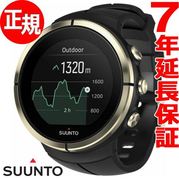 スント スパルタン ウルトラ SUUNTO SPARTAN ULTRA GOLD SPECIAL EDITION GPS スマートウォッチ 腕時計 メンズ ゴールド SS023304000【2017 新作】
