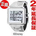 エプソン スマートキャンバス EPSON smart canvas Mickey Mouse ヴィンテージシリーズ グレー 腕時計 メンズ レディー…