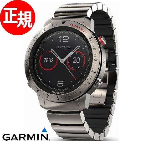 ガーミン GARMIN フェニックスJ fenix j Chronos Hybrid スマートウォッチ ウェアラブル端末 腕時計 メンズ レディース 010-01957-34
