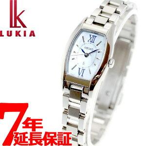 セイコールキアSEIKOLUKIAソーラー腕時計レディースSSVR129【2017新作】