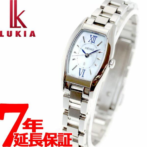 セイコー ルキア SEIKO LUKIA ソーラー 腕時計 レディース SSVR129【36回無金利】