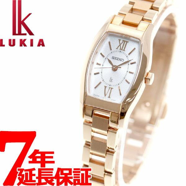 セイコー ルキア SEIKO LUKIA ソーラー 腕時計 レディース SSVR132【36回無金利】