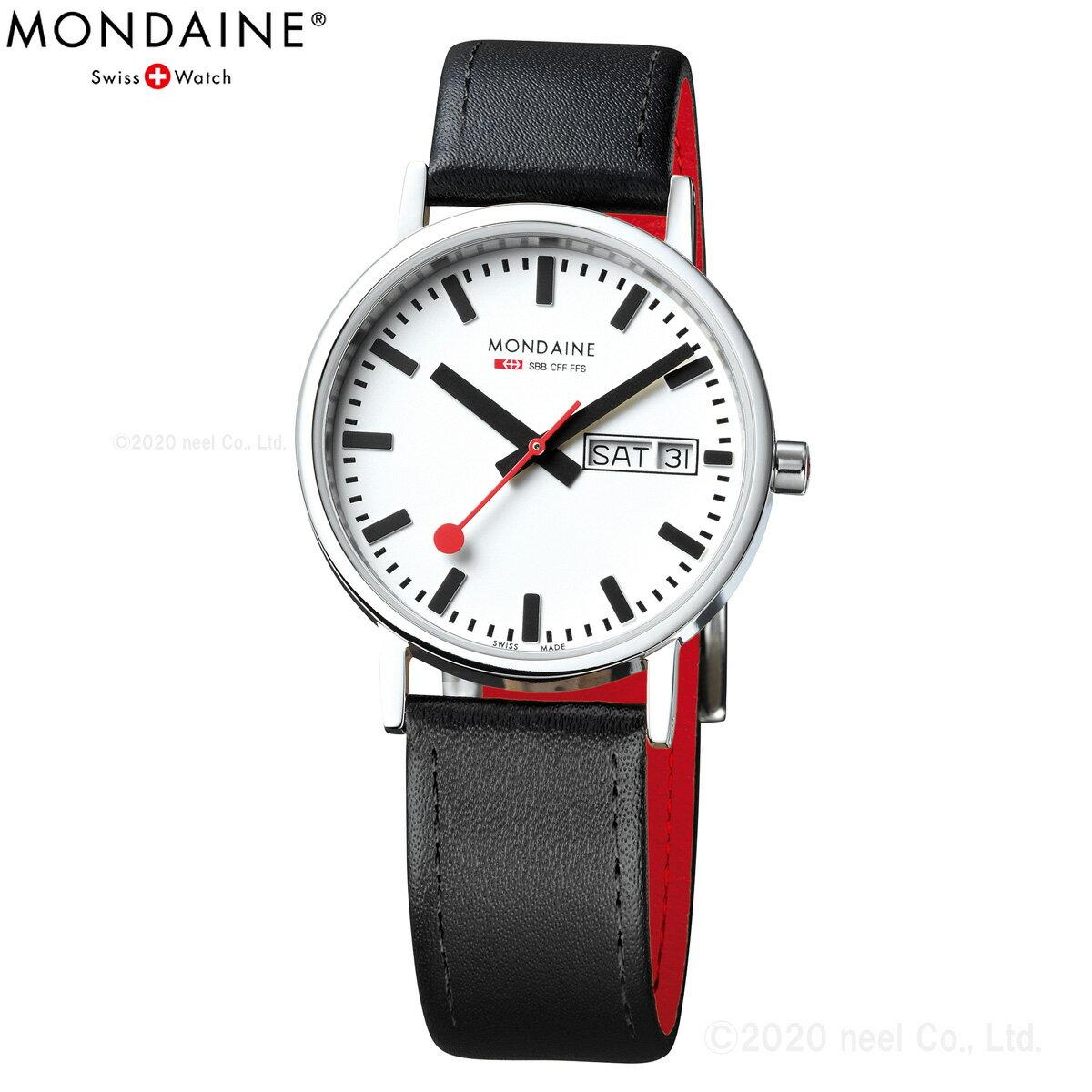 モンディーン MONDAINE 腕時計 ニュークラシック New Classic A667.30314.11SBB