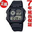 カシオ CASIO スタンダード 腕時計 メンズ AE-1200WH-1AJF【2017 新作】