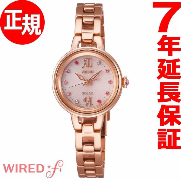 セイコー ワイアード エフ SEIKO WIRED f ソーラー 腕時計 レディース AGED093【2017 新作】【あす楽対応】【即納可】