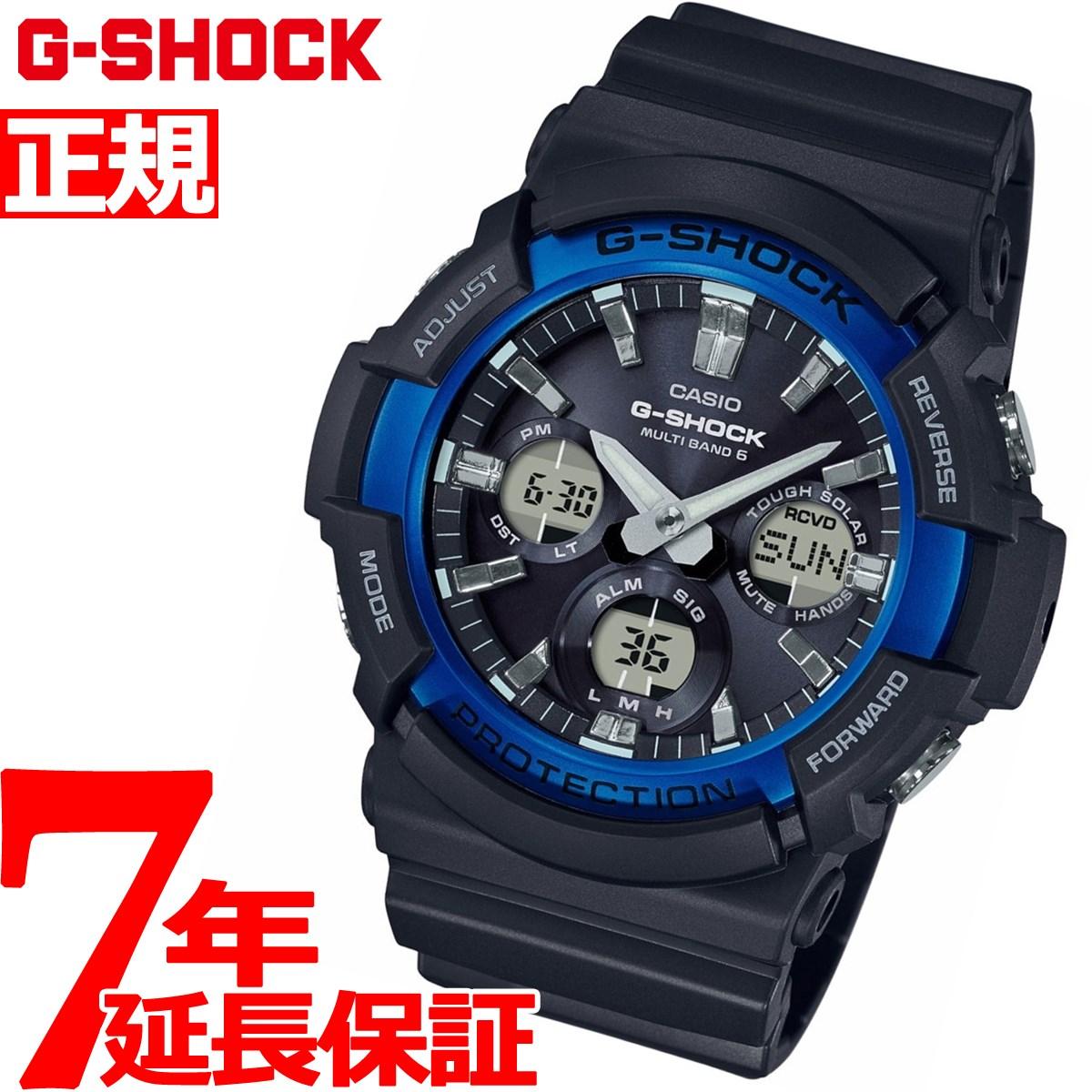 カシオ Gショック CASIO G-SHOCK 電波 ソーラー 電波時計 腕時計 メンズ タフソーラー GAW-100B-1A2JF【2017 新作】【あす楽対応】【即納可】