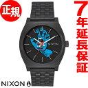 ニクソン NIXON タイムテラー サンタクルーズ コラボモデル TIME TELLER 腕時計 メンズ レディース BLACK/SCREAMING H…