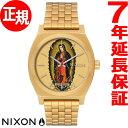 ニクソン NIXON タイムテラー サンタクルーズ コラボモデル TIME TELLER 腕時計 メンズ レディース GOLD/JESSEE NA045…