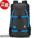 ニクソン NIXON リュック バックパック スケート ランドロック2 LANDLOCK II BACKPACK ブラック/ブルー/フロート NC1953283...