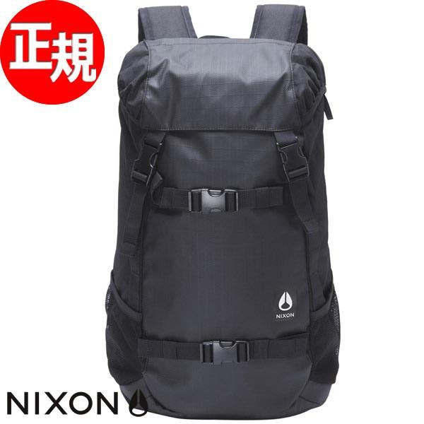 ニクソン NIXON リュック バックパック スケート ランドロック3 LANDLOCK III BACKPACK ブラック NC2813000-00【2017 新作】【あす楽対応】【即納可】