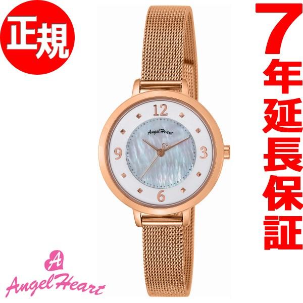 エンジェルハート Angel Heart 腕時計 レディース ヌーディドロップ Nudie Drop ND30PG【あす楽対応】【即納可】