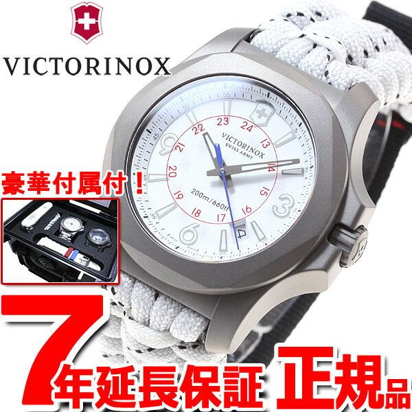 ポイント最大35倍!21日1時59分まで! ビクトリノックス スイスアーミー VICTORINOX SWISSARMY 世界限定モデル 腕時計 メンズ イノックス タイタニウム I.N.O.X. ヴィクトリノックス 241772.1