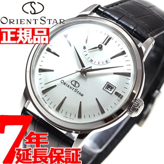 オリエントスターORIENTSTARクラシック腕時計メンズ自動巻きオートマチックメカニカルRK-AF0002S【2017新作】