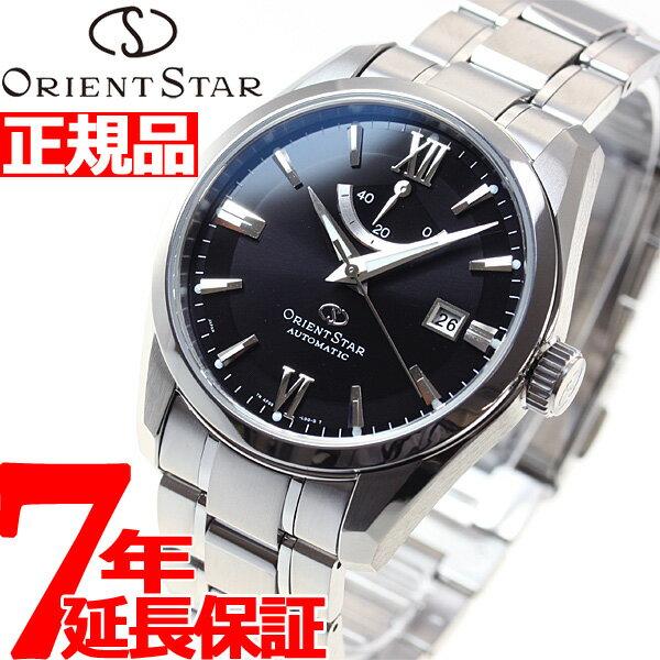 今だけお買い得!3000円OFFクーポン!7月1日23時59分まで! オリエントスター ORIENT STAR 腕時計 メンズ TITANIUM 自動巻き オートマチック WZ0051AF