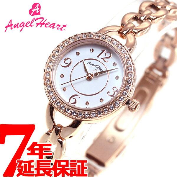 エンジェルハート Angel Heart 腕時計 レディース クリスタルハニー Crystal Honey CH24PW