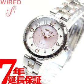 セイコー ワイアード エフ SEIKO WIRED f ソーラー 腕時計 レディース AGED085