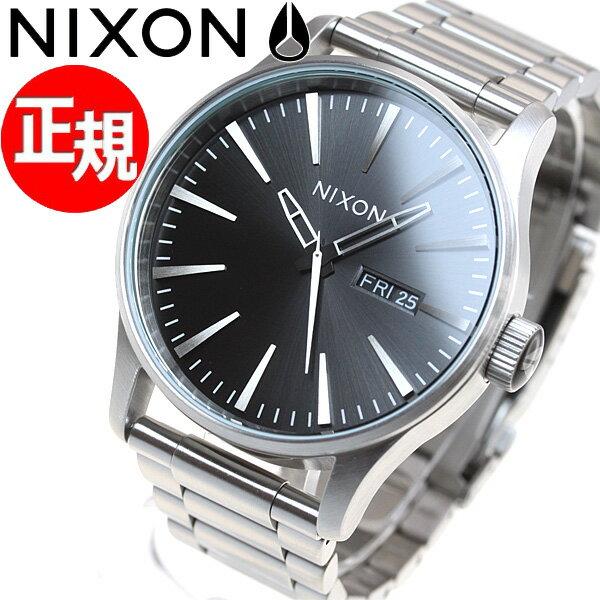 【楽天ショップオブザイヤー大賞!】ニクソン NIXON セントリー SS SENTRY SS 腕時計 メンズ ブラックサンレイ NA3562348-00