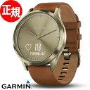 ガーミン GARMIN ヴィヴォムーブ vivomove HR Premium Gold スマートウォッチ ウェアラブル端末 腕時計 メンズ レディース 010...