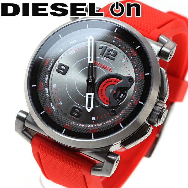 ディーゼル DIESEL ON ハイブリッド スマートウォッチ ウェアラブル 腕時計 メンズ SLEEPER DZT1005【2017 新作】【あす楽対応】【即納可】