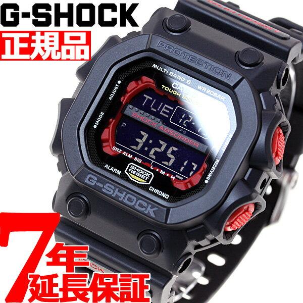 【今だけ!最大2000円OFFクーポン付!さらに店内ポイント最大43倍!】G-SHOCK 電波 ソーラー 電波時計 カシオ Gショック 腕時計 メンズ GXシリーズ G-SHOCK GXW-56-1AJF