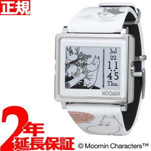 エプソンスマートキャンバスEPSONsmartcanvasMOOMINComicStripムーミンコミックス家をたてよう腕時計メンズレディースW1-MM50210