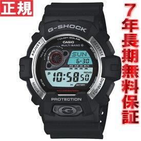 GW-8900-1JF カシオ Gショック G-SHOCK 電波 ソーラー 腕時計 メンズ タフソーラー GW-8900-1JF