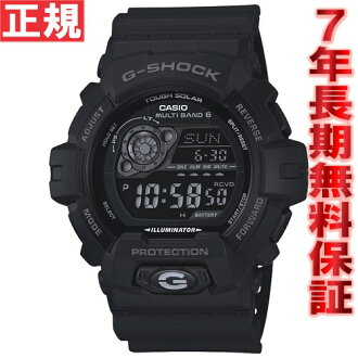 Casio G shock g-shock wave solar watches mens tough solar GW-8900A-1JF