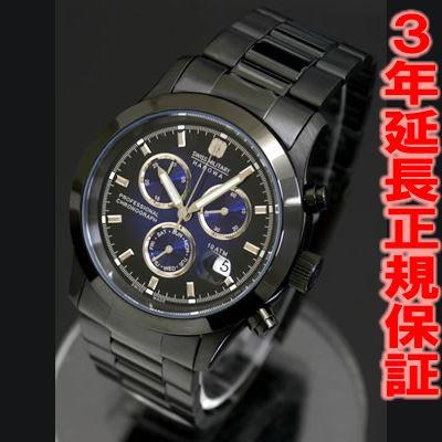 【最大2000円OFFクーポン&エントリーでポイント5倍!24日20時スタート】スイスミリタリー 腕時計 PVD BLACK BIG CHRONO ML248 SWISS MILITARY