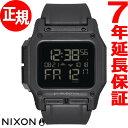 【楽天ショップオブザイヤー大賞!】ニクソン NIXON レグルス REGULUS 腕時計 メンズ ALL BLACK NA1180001-00【2018 新作】