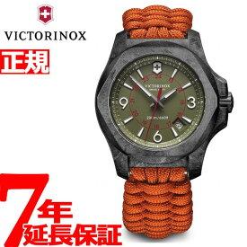 【今だけ!店内ポイント最大48倍!24日1時59分まで】ビクトリノックス 時計 メンズ イノックス VICTORINOX 世界限定モデル 腕時計 カーボン I.N.O.X. CARBON LIMITED EDITON 241800.1【2018 新作】