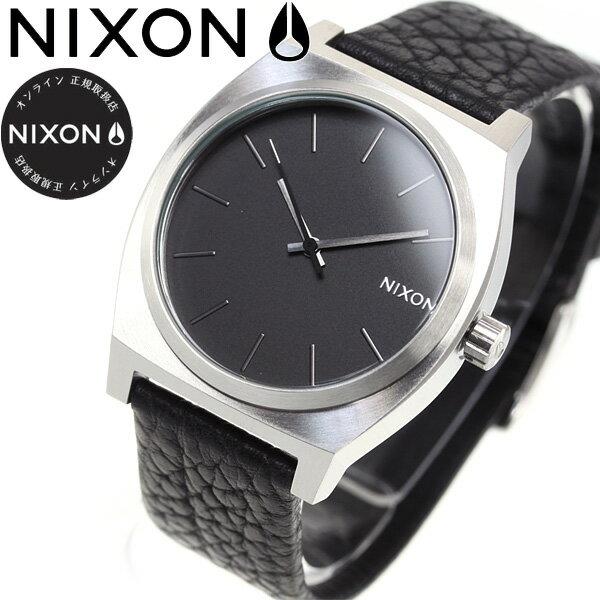 ニクソン NIXON タイムテラー TIME TELLER 腕時計 メンズ/レディース ブラック/ガンメタル/ブラック NA0452788-00