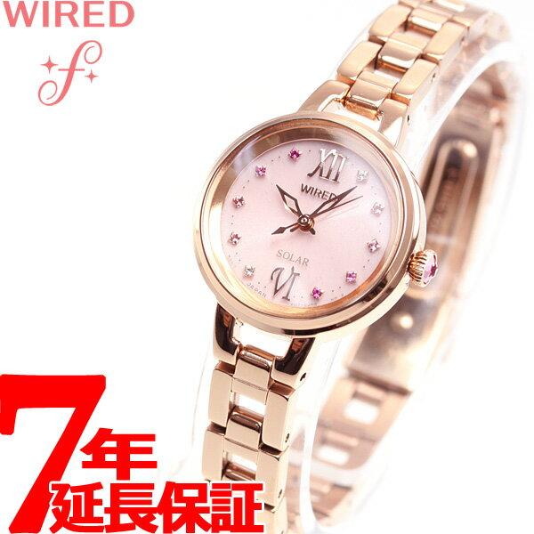 セイコー ワイアード エフ SEIKO WIRED f ソーラー 腕時計 レディース AGED093【あす楽対応】【即納可】