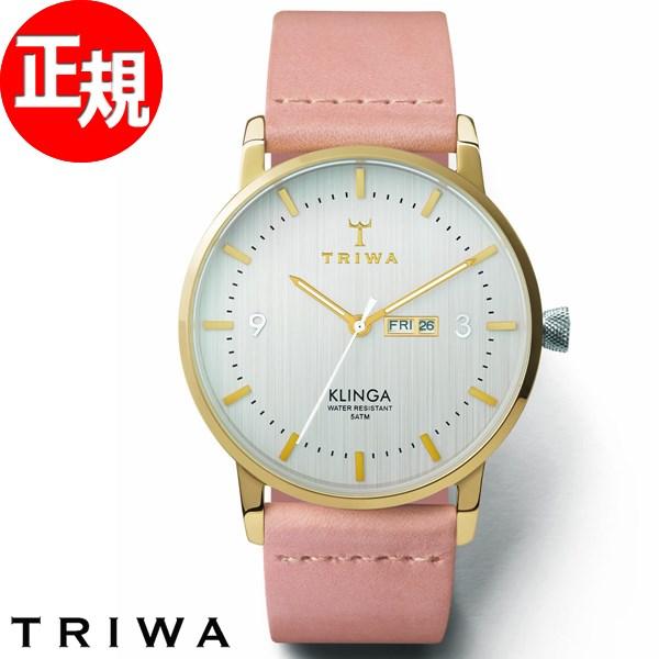 【ポイント最大37倍!さらに、クーポンで最大2000円OFF!】トリワ TRIWA 腕時計 メンズ レディース 日本限定モデル グリーム クリンガ GREAM KLINGA KLST110-CL010617