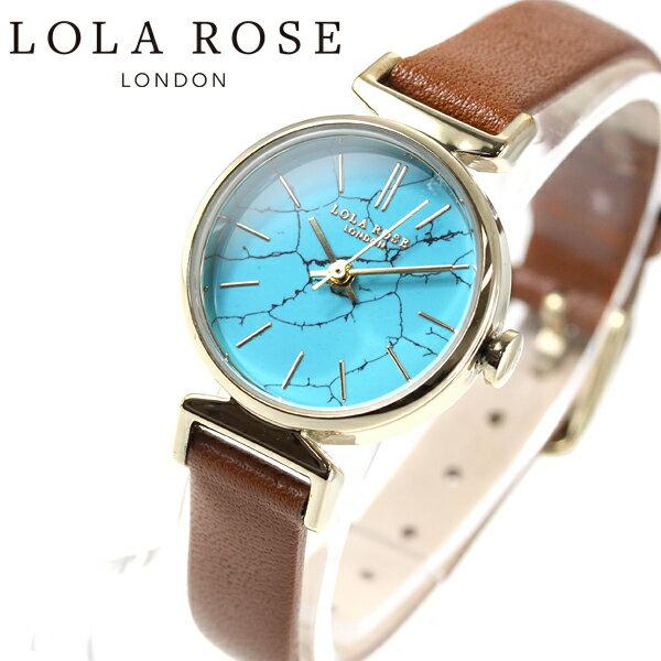 ポイント最大35倍!21日1時59分まで! ローラローズ Lola Rose 腕時計 レディース Small Stone Dial LR2058【2018 新作】【あす楽対応】【即納可】