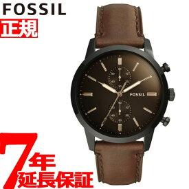 【最大1万円OFFクーポン&店内ポイント最大35倍!】フォッシル FOSSIL 腕時計 メンズ タウンズマン 44MM TOWNSMAN クロノグラフ FS5437