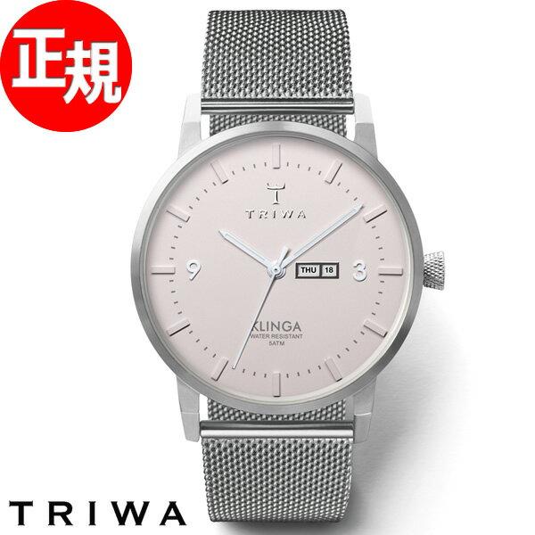 トリワ TRIWA 腕時計 メンズ レディース 日本限定モデル スカーレット クリンガ SCARLET KLINGA KLST112-ME021212【2018 新作】【あす楽対応】【即納可】