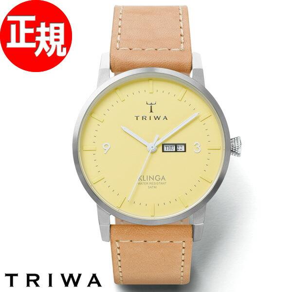 トリワ TRIWA 腕時計 メンズ レディース 日本限定モデル レモン クリンガ LEMON KLINGA KLST113-SC010612【2018 新作】