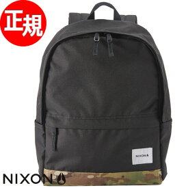ニクソン NIXON リュック バックパック プラットフォーム SMU PLATFORM SMU BACKPACK ブラック/マルチカモ 日本限定モデル NC28833081-00【2018 新作】
