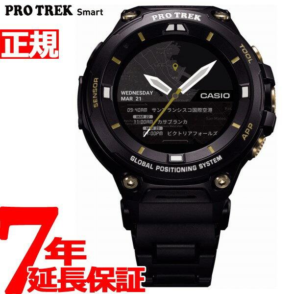 カシオ プロトレック CASIO PRO TREK スマートアウトドアウォッチ Smart Outdoor Watch 限定モデル 腕時計 メンズ WSD-F20SC-BK【2018 新作】【あす楽対応】【即納可】
