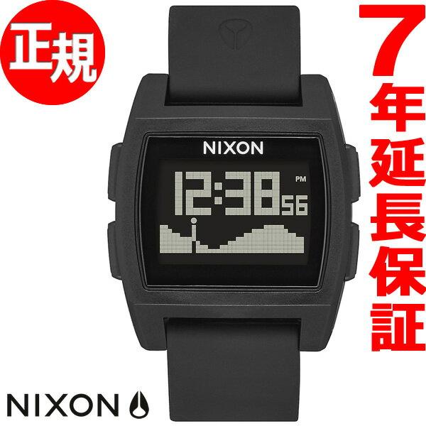 ニクソン NIXON ベースタイド BASE TIDE 腕時計 メンズ レディース ラスタ NA11041114-00【2018 新作】