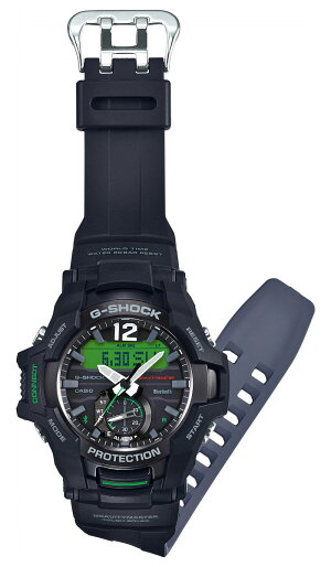 G-SHOCKカシオGショックグラビティマスターCASIO腕時計メンズMASTEROFGGR-B100-1A3JF【2018新作】
