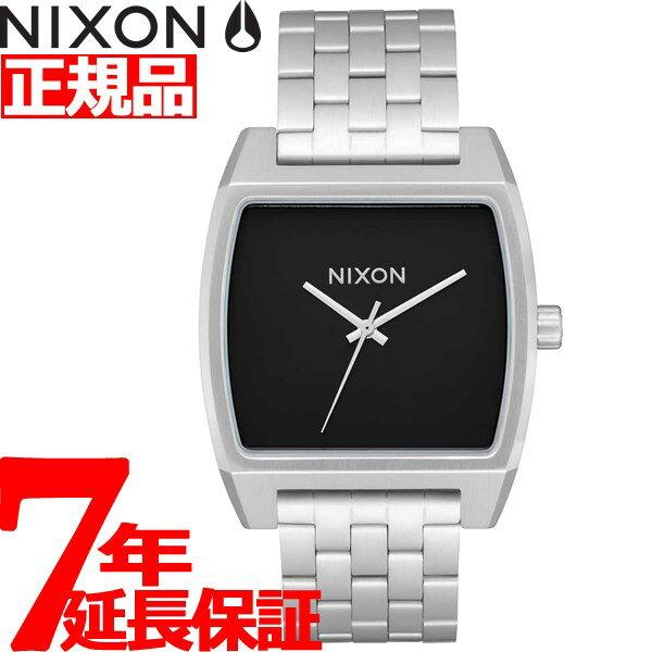 【エントリーでポイント10倍は20日20時から♪さらに25日は最大200円OFFクーポンも!】ニクソン NIXON タイムトラッカー TIME TRACKER 腕時計 メンズ レディース ブラック NA1245000-00【2018 新作】